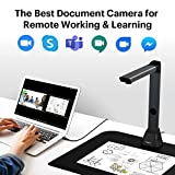 VIISAN Document Camera, Windows Chromebook Mac iOS