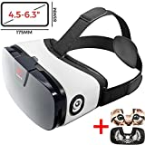 VR Headset - Virtual Reality Goggles by VR WEAR 3D VR...