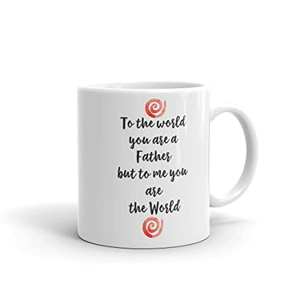 Amazoncom Daddy Coffee Mug Mugs With Quotes Dad Worlds Best Dad
