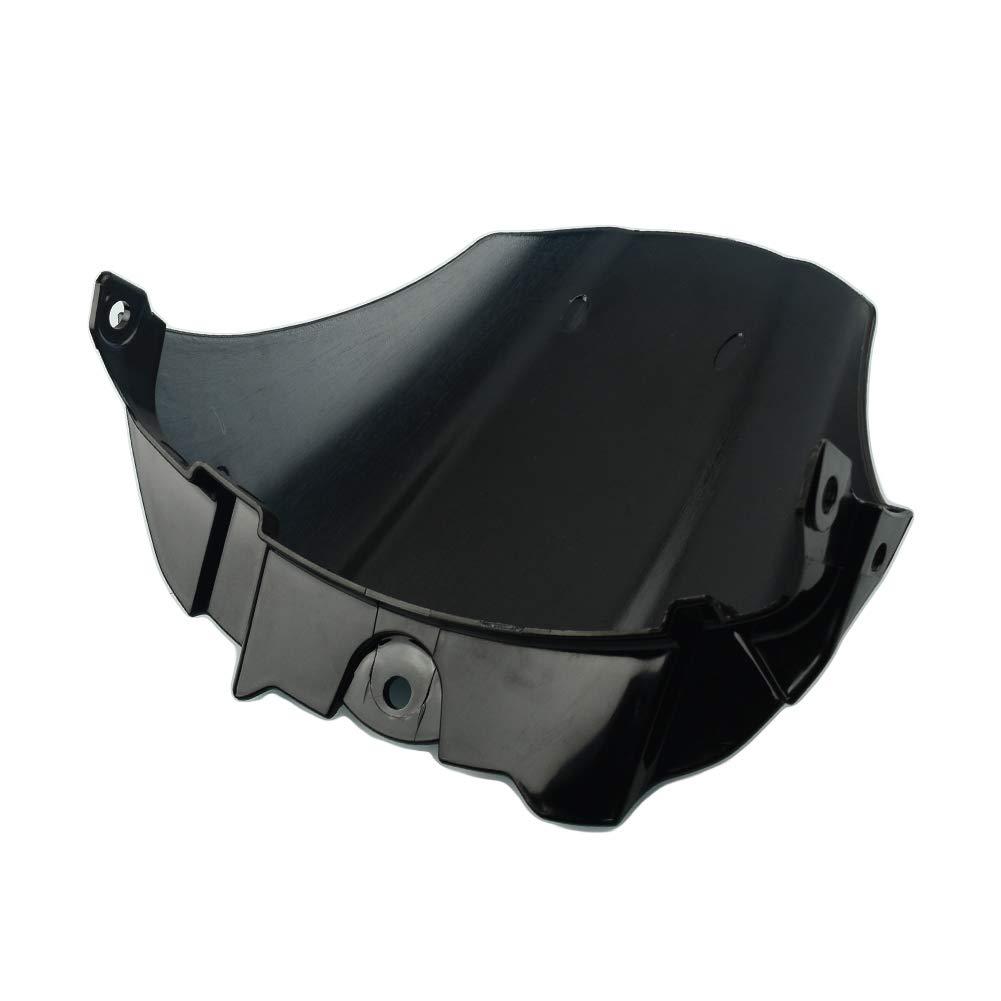 Black Motorcycle Rear Wheel Hugger Fender Mudguard Mud Splash Guard For Suzuki GSXR 1000 K5 K7 2005 2006 2007 2008 GSXR1000 GSX-R1000 2005 2006 2007 2008