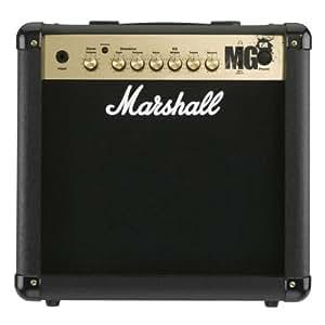 Amazon Guitar Combo Amp : marshall mg15r 15 watt guitar combo amp musical instruments ~ Vivirlamusica.com Haus und Dekorationen
