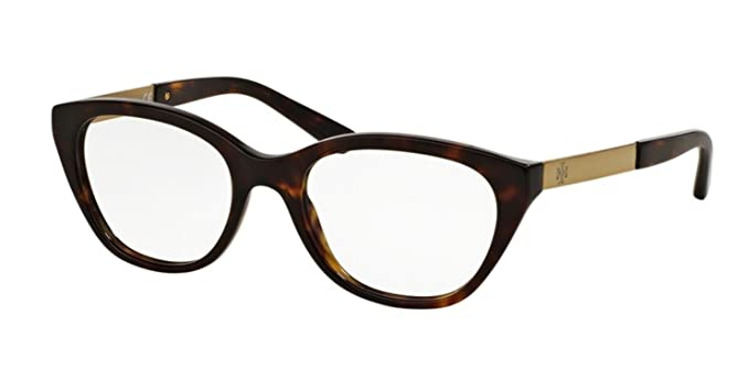 8b429ee506 Image Unavailable. Image not available for. Color  Tory Burch Women s  TY2059 Eyeglasses 51mm