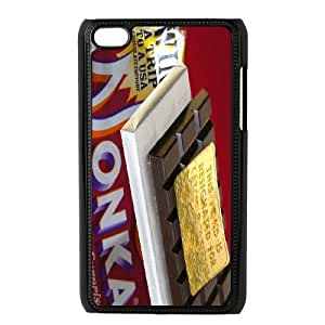 Willy Wonka Golden Ticket Chocolate Bar Hard Case FOR IPod Touch 4th AKG261487