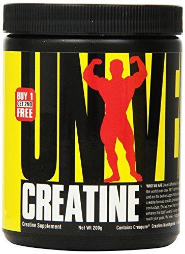 Universal Nutrition 200 g Creatine Supplement by Ultimate Nutrition by Universal Nutrition