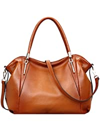 Amazon.com: leather bag made: Clothing, Shoes & Jewelry