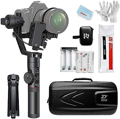zhiyun Crane de 3 Ejes Handheld Gimbal Estabilizador para cámara ...