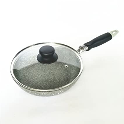 LLW-Frying Pans Sartenes Pan Maifanshi Pan Antiadherente Pan Pan Shabu Mini Sartén Huevo Frito