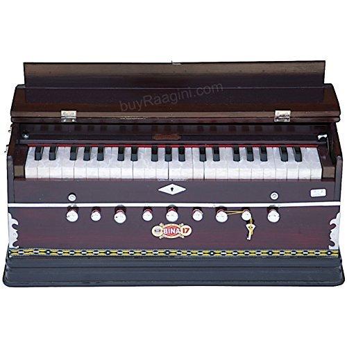 bina-no-17b-harmonium-9-stops-coupler-function-2-special-reeds-pdi-aig