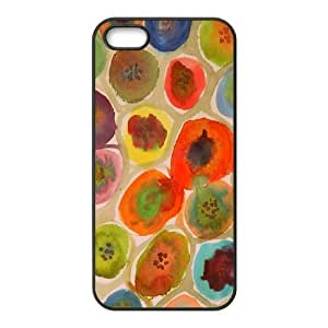 Running in circles Design Unique Customized Hard Case Cover for iPhone 5,5S, Running in circles iPhone 5,5S Cover Case