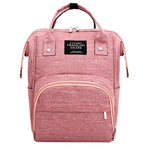 - Londony ✡ Sequin+PU School Backpack Set 3 Pieces Lightweight Teen Girls Bookbags Tote Bag Pencil Case Hangbag