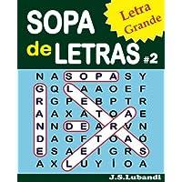 Sopa de Letras #2 (Letra Grande)