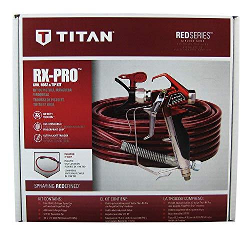 Titan 0538022 or 538022 RX-Pro Gun, Hose and Tip Kit - OEM
