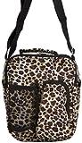 World Traveler Leopard Hipster Crossbody Daypack 7-inch, Bags Central