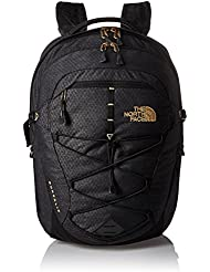 The North Face Women's Borealis Backpack,TNF Black/24K Gold,US