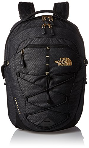 The North Face Women's Borealis, Tnf Black/24k Gold, One (North Face Bag)