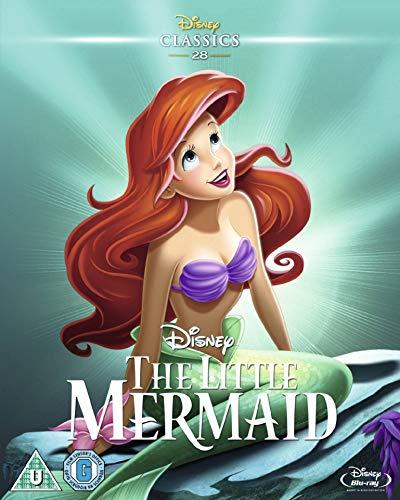 Adventures Little Mermaid - Little Mermaid[Region Free] [UK Import] [Blu-ray]