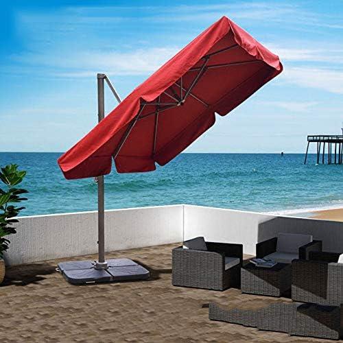 2 5 m outdoor garden umbrella parasol