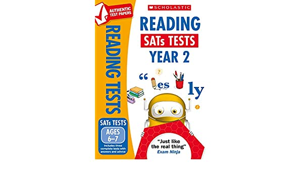 Reading Test - Year 2 (National Curriculum SATs Tests ...