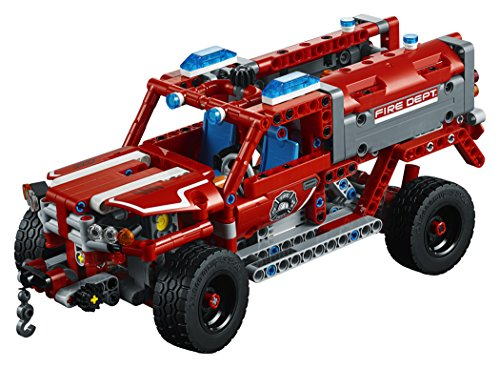 51adw4swdPL - LEGO Technic First Responder 42075 Building Kit (513 Pieces)