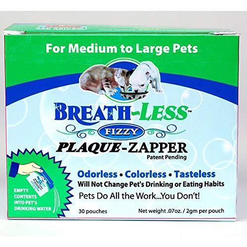 Ark Naturals Breath-Less Plaque Zapper Fizzy for Medium to L