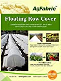Agfabric Lightweight row cover for insect control ,Insect Barrier Seed Germination,Season Extension