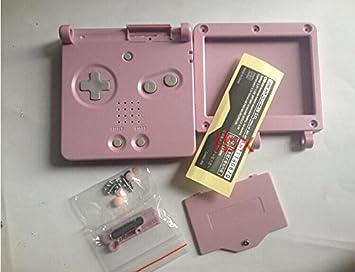 Repuesto carcasa completa YHC parte para Nintendo GBA SP ...