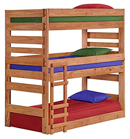 promo code cdec5 87d3f Amazon.com: Chelsea Home Twin Extra Long Stackable Triple ...