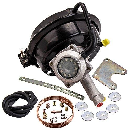 maXpeedingrods VH44 Remote Brake Booster + Bracket Mounting Kit - 4 wheel Drum Brake Models