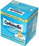 Kleenex Cottonelle Fresh Flushable Moist Wipes - 346 ct by Kimberly-Clark