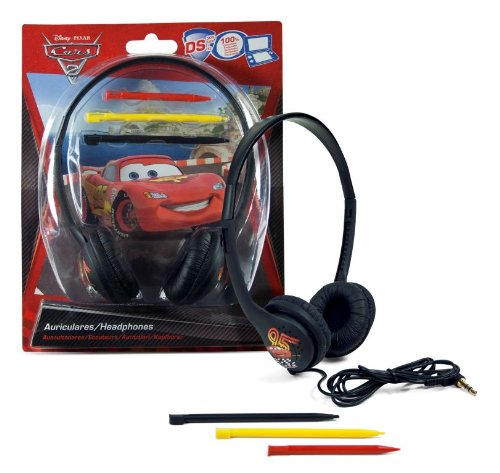 Disney Pixar Cars 2 Headset and Stylus Pack by Indeca
