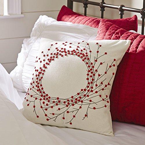 BFarwellStore Birch Lane Bailey Beaded Pillow Cover