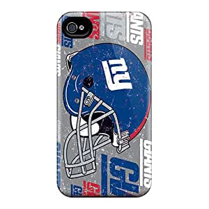Iphone 4/4s SRA12763xDSq Customized High-definition New York Giants Image Shockproof Hard Cell-phone Case -KennethKaczmarek