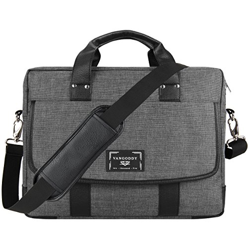 452e17bba9c9 VanGoddy Chrono Laptop Bag for Microsoft Surface Book 2 15