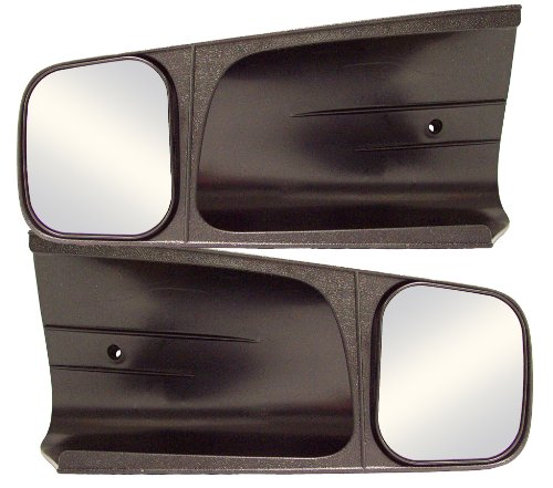 CIPA 10200 Chevrolet/GMC Custom Pair Towing Mirrors