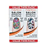 Sally Hansen Salon Effects Value Twin Pack - Girl Flower / Fly With Me