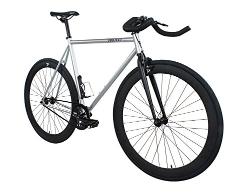 Projekt Fixie Steel Stealth