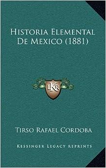 Historia Elemental de Mexico (1881)
