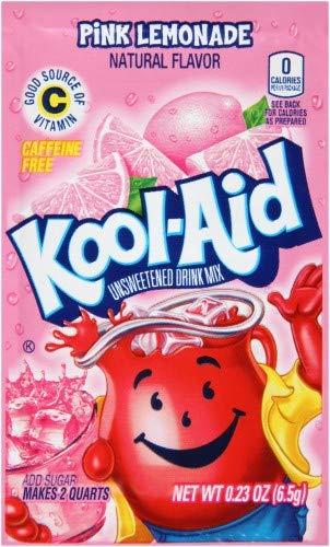 Kool-Aid Pink Lemonade Drink Mix