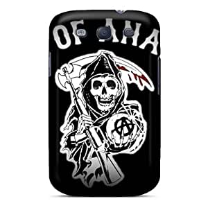 AnnaDubois Samsung Galaxy S3 Shock Absorbent Hard Cell-phone Cases Allow Personal Design Vivid Guns N Roses Pictures [Kzr20215vDyb]