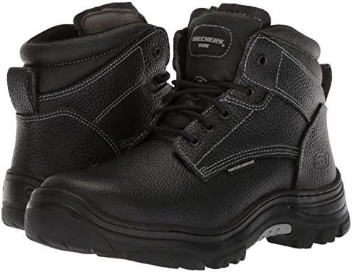 Skechers Men's Burgin-Tarlac Industrial Boot