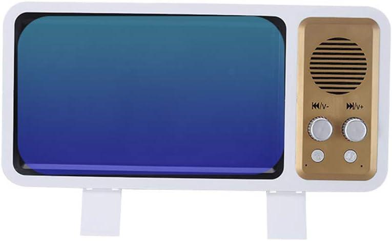 8 Pulgadas Teléfono Móvil Pantalla Lupa Con Bluetooth Altavoz,3D Vídeo HD Gran Pantalla Amplificador,for Smartphone, Ver Películas Y Televisión: Amazon.es: Jardín