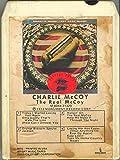 CHARLIE McCOY The Real McCoy 8 Track Tape