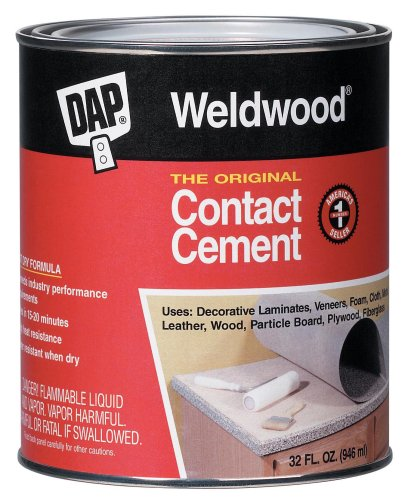 - Dap 00272 Original Contact Cement Qt Raw Building Material, Tan