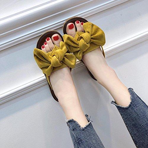 Balletto giallo giallo TPulling Balletto Donna Donna TPulling TPulling Balletto Donna giallo PqvvHAB