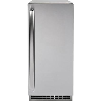 Amazon.com: GE Perfil Acero Inoxidable Ice Maker Kit puerta ...