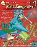 Math Engagement, Grade 4, Melissa J Owen, 1580372325