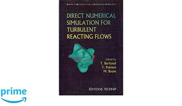 Direct Numerical Simulation For Turbulent Reacting Flows Thierry