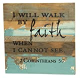 Sweet Bird and Company ''Walk By Faith'' Cool Breeze Sign