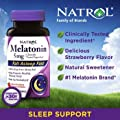 Natrol® Melatonin 5 Mg Strawberry Flavor 250 Fast Dissolve Tablets