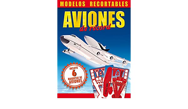 AVIONES DE RECORD: VV.AA.: 9788491200345: Amazon.com: Books
